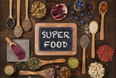 Super healthy foods: benefits and consumption